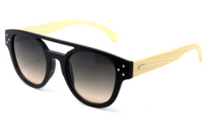 New Degin High Quality Bamboo Sunglass pictures & photos