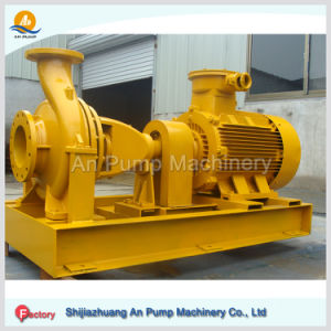 China Explosion Proof Motor Anti Corrosion Hot Oil Centrifugal Pump pictures & photos
