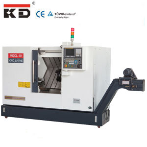 Small Size Slant Bed Lathe CNC Machine Kdcl-10 pictures & photos