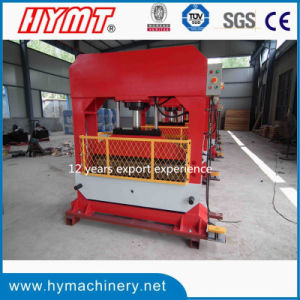 Hpb-100/1010 Hydraulic Steel Plate bending Folding Machine pictures & photos