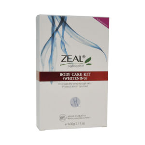Zeal Body Care Whitening Body Scrub &  Lotion 30ml+30ml pictures & photos