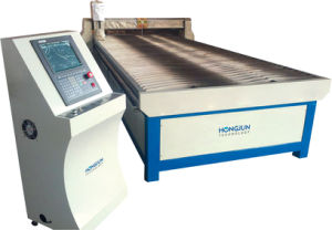 Automatic Plasma Cutting Machine for High Efficiency Cutting System pictures & photos