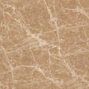 600X600mm Light Emperador Glazed Polish Porcelain Tile pictures & photos
