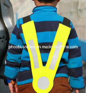 V Shaped Safety Children Vest pictures & photos