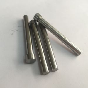 Customized Nitrided Ejector Pin of Plastic Injection Moulding Parts pictures & photos