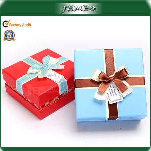 Hot Sale Beautiful Gift Paper Boxes for Jewelry pictures & photos