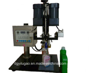 Semi-Automatic Capping Machine pictures & photos