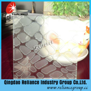 3mm-12mm Acid Etched Glass with Ce&ISO Certificate pictures & photos