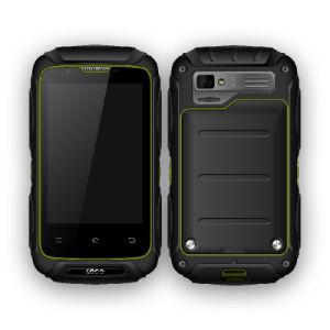 3G 3.5 Inch Mtk6572 Dual Core Rugged IP67 Waterproof Phone