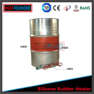 Customised Diesel Silicon Rubber Heater pictures & photos
