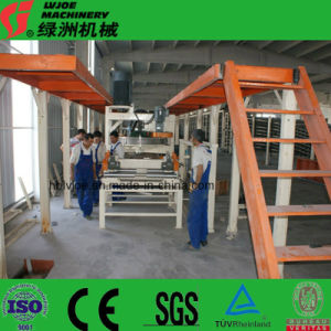 Paper Faced Gypsum Plaster Board /Drywall Production Line pictures & photos