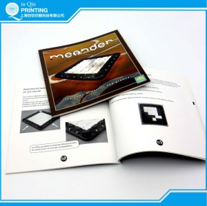 Book Catalogue Magazine Brochure Booklet Flyer Leaflet Pamphlet Printing Service pictures & photos