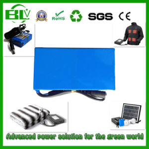 DC12V 4000mAh Lithium-Ion Battery Charger for LED Light/Heating Clothes/CCTV pictures & photos