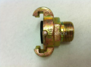 Universal Hose Male End Coupling for European pictures & photos