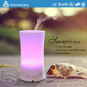 Aromacare Colorful LED 100ml Dry Fog Humidifier (TT-101A) pictures & photos