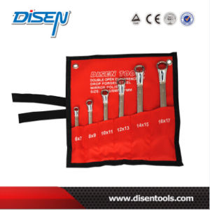 ANSI 12PCS (6-24) Combination Wrench Set pictures & photos