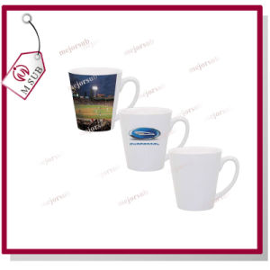 12oz Latte Sublimation Mugs by Mejorsub pictures & photos