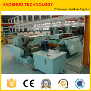 China Famous Brand Hr Cr Steel Coil Slitting Line pictures & photos