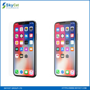 Mobile Phone Screen Protector for iPhone X Tempered Glass pictures & photos