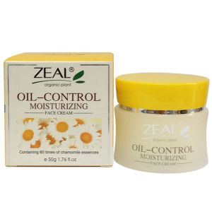 Zeal Oil Control Moisturizing Face Cream Cosmetics pictures & photos