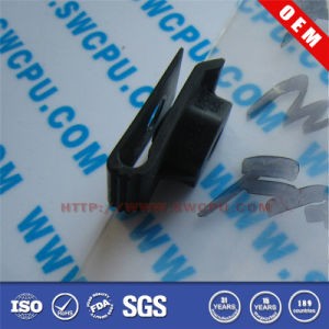 High Precision Plastic Glass Clamp for Window&Door (SWCPU-P-C562) pictures & photos