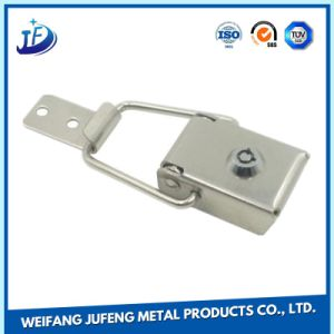 OEM Folding Sheet Metal Fabrication Stamping Adjustable Belt Buckle pictures & photos