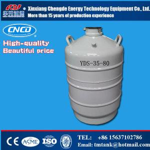 2L-100L Aluminum Alloy Liquid Nitrogen Tank, Semen Tank, Liquid Nitrogen Container pictures & photos