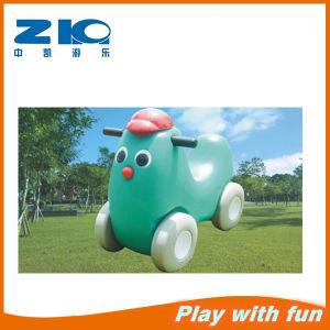 Plastic Rocking Animal Children Plastic Animal Rider with Wheel Hot Wheel Car Zhongkai pictures & photos