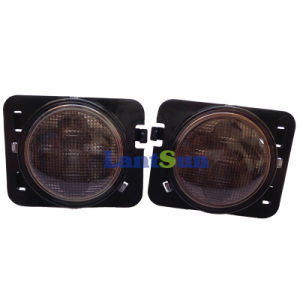 Amber Fender LED Signal Lights for Jeep Wrangler pictures & photos