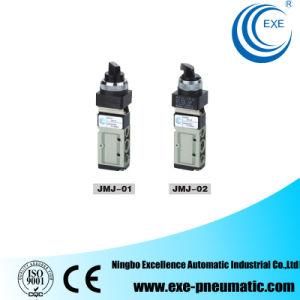 Exe Pneumatic Mechanical Manual Valve Jmj-01, Jmj-02 pictures & photos