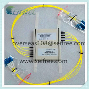4 Channel Fiber Optic CWDM with LC Connector pictures & photos