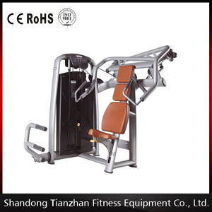 Sports Fitness Equipment / Tz-6040 Chest Incline Machine pictures & photos
