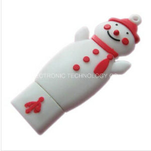 Snowman USB Flash Drive 4G, 8g, 16g. 32g, 64G