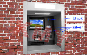 Wall Mounted Payment Terminal ATM Kiosk pictures & photos