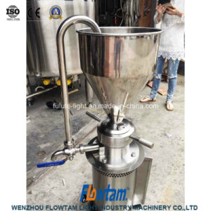Stainless Steel Emulsifying Food Colloid Mill pictures & photos