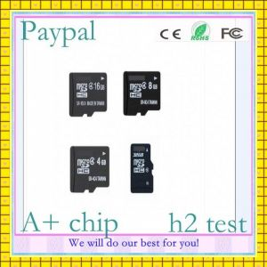 Full Capacity 2GB to 64GB Micro SD Memory Card (GC-M012) pictures & photos