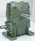 Wpa-Fca Worm Gear Reducer Worm Gearbox Made in Cast Iron Double Stage Gearbox pictures & photos