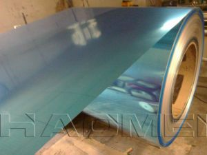 Matted Reflective Aluminium Sheet for Grille Lamp Fixture pictures & photos