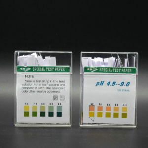 Universal Paper pH Test Strips pH0-14 pictures & photos