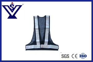 Cheap Reflective Safety Traffic Vest (SYFGBX-10VB) pictures & photos