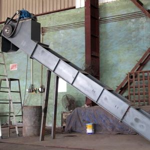 High Effective Chain Scraper Conveyor, Multi-Functional Scraper Conveyor pictures & photos