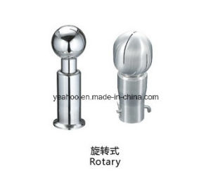 Sanitary Stainless Steel Cleaner & Cleaning Ball (fixed, rotary & universal rotary)