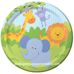 Paper Plates Factory Party Supplies pictures & photos