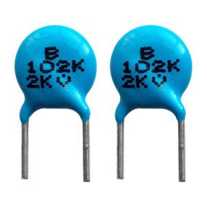 High Voltage Disc Ceramic Capacitor (4KV, 6KV, 8KV, 10KV, 12KV, 15KV) pictures & photos