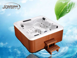 2015 New Hot Swim Pool Cold SPA with Sex Massag Video Outdoor Balcony Hot Tub pictures & photos
