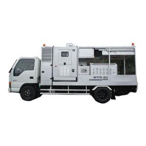 Power Googol Trailer Type Diesel Generator Set 300kVA pictures & photos