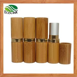 Bamboo Lip Balm DIY Bottle pictures & photos