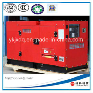 Mtu 520kw/650kVA Silent Diesel Generator Set for Sale pictures & photos