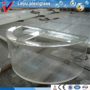Large Acrylic Plexiglass Aquarium Fish Tank