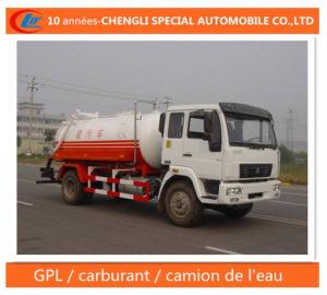 Camion Eaux Usees D′aspiration Sewage Suction Truck pictures & photos